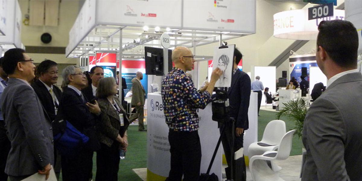 Rentschler wieder als Aussteller an der BIO International Convention