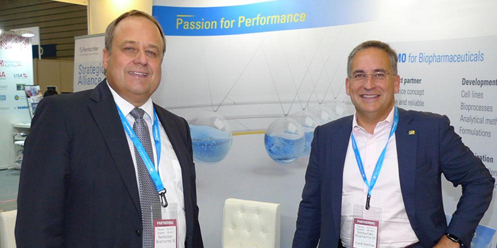 Invitation to meet Rentschler Biopharma at BIO-Europe 2017 in Berlin