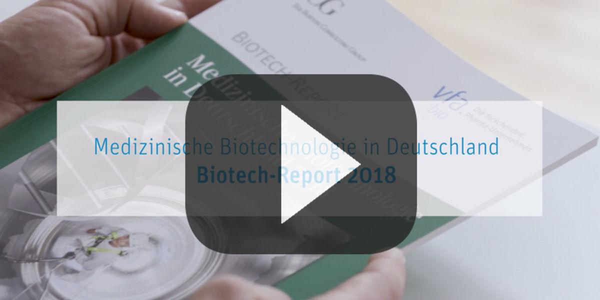 2017 erneut Rekordjahr für die medizinische Biotechnologie in Deutschland