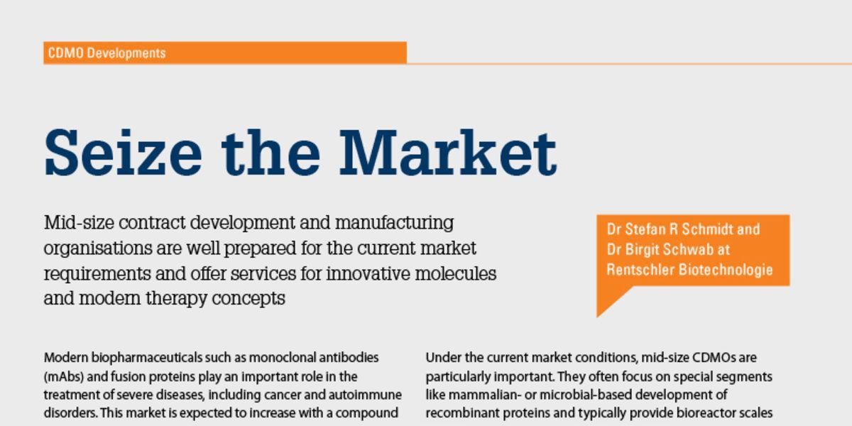Artikel in European Biopharmaceutical Review April 2017