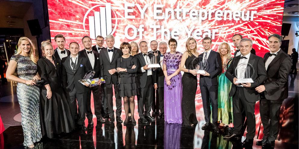 "Nikolaus F. Rentschler and Frank Mathias are ""EY Entrepreneur Of The Year"""