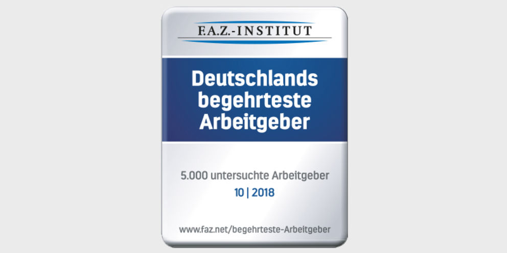 Germany's most sought-after employer – Rentschler Biopharma in 2nd place