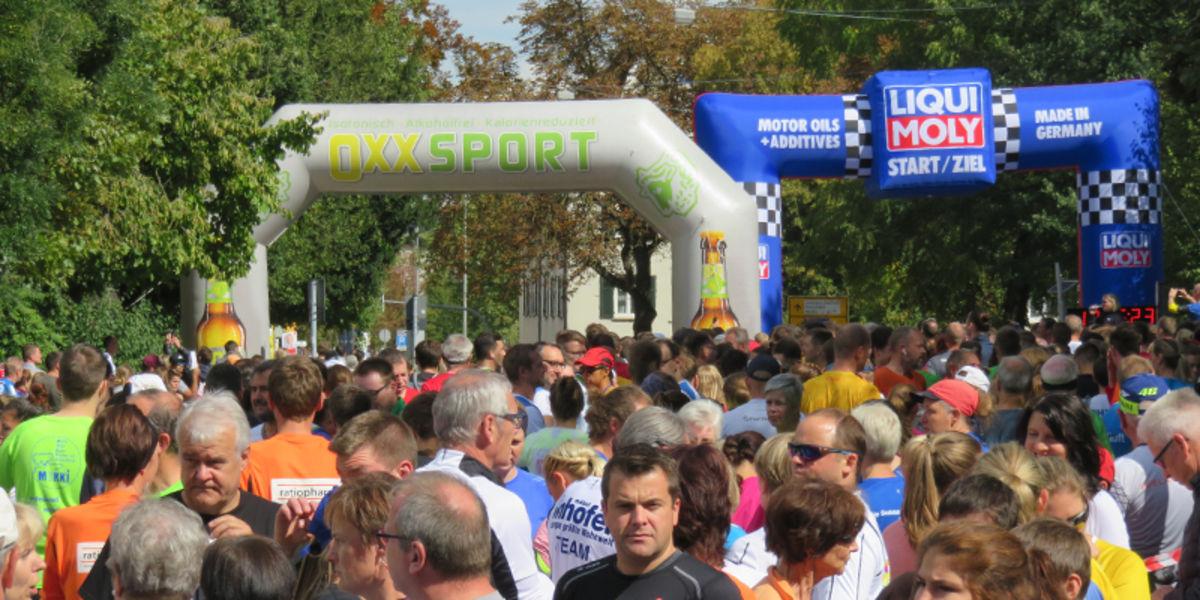 Rentschler Mitarbeiterinnen und Mitarbeiter erfolgreich beim 13. Einstein-Marathon