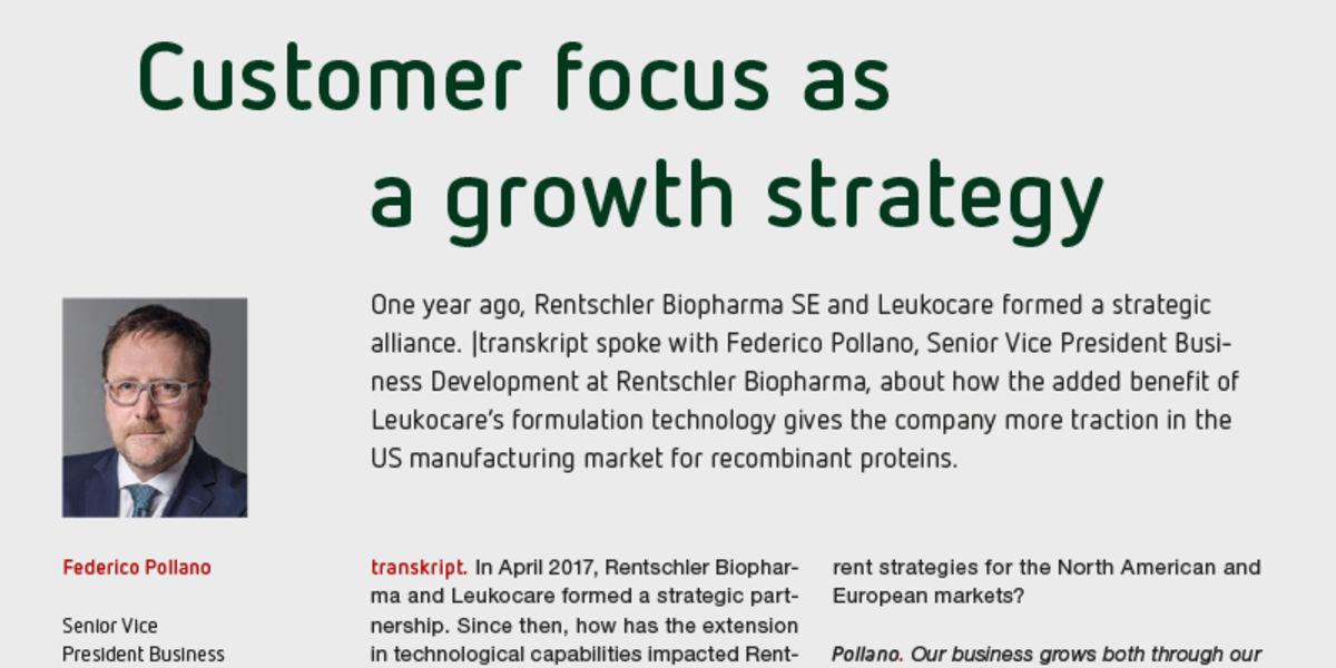 Kundenorientierung als Wachstumsstrategie