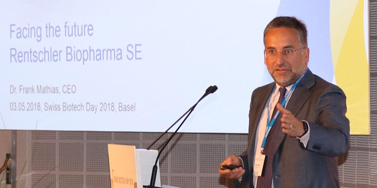 Wie sich Rentschler Biopharma für die Zukunft aufstellt