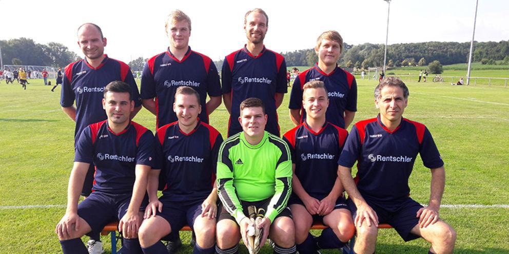 Rentschler Biopharma achieves 3rd place in the 22nd Uhlmann-Halder-Cup