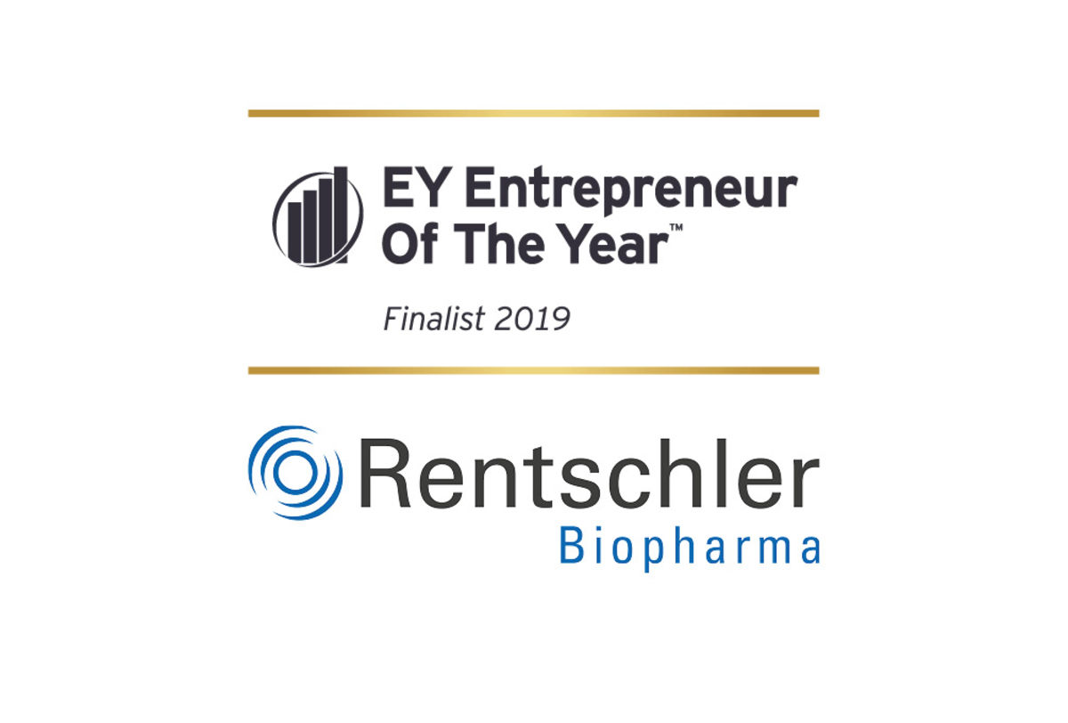 """Rentschler Biopharma is finalist for """"EY Entrepreneur of the Year 2019"""""""
