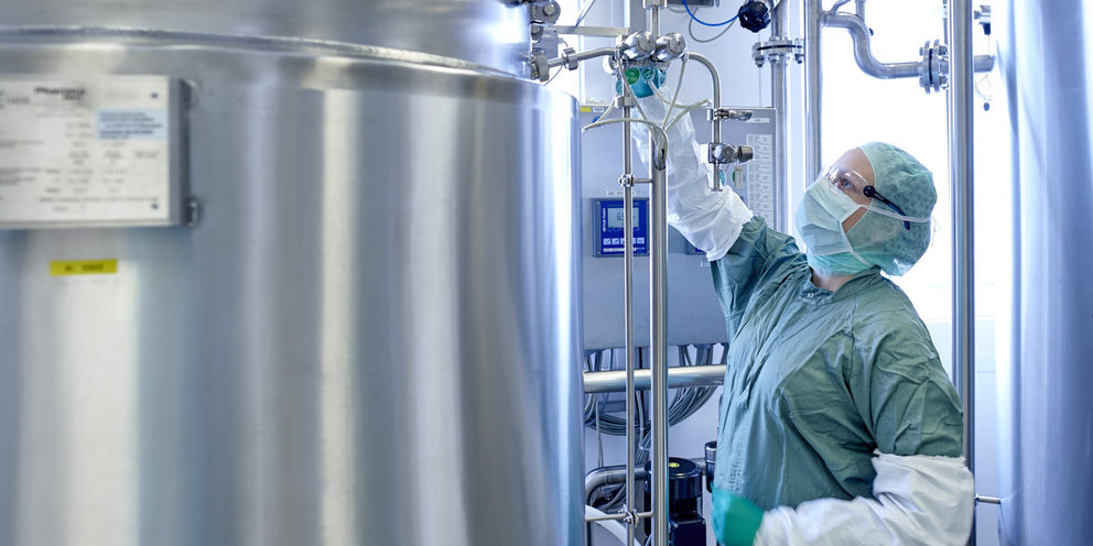 CureVac and Rentschler Biopharma Ramp up Manufacturing of COVID-19 Vaccine, CVnCoV