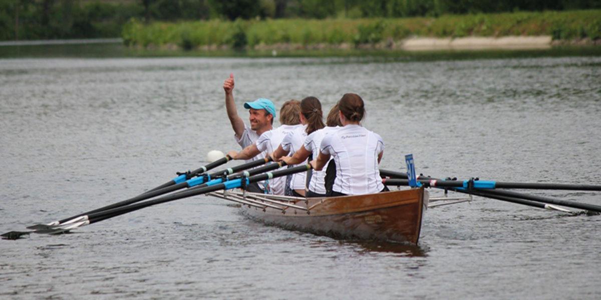"""Rentschler-Team startet erneut bei """"Rudern gegen Krebs"""""""