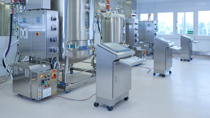 Manufacturing starts in the first 2,000 L single-use bioreactor