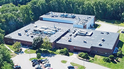 Acquisition of site in Milford, MA, USA