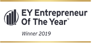 Entrepreneur of the Year 2019 - Winner