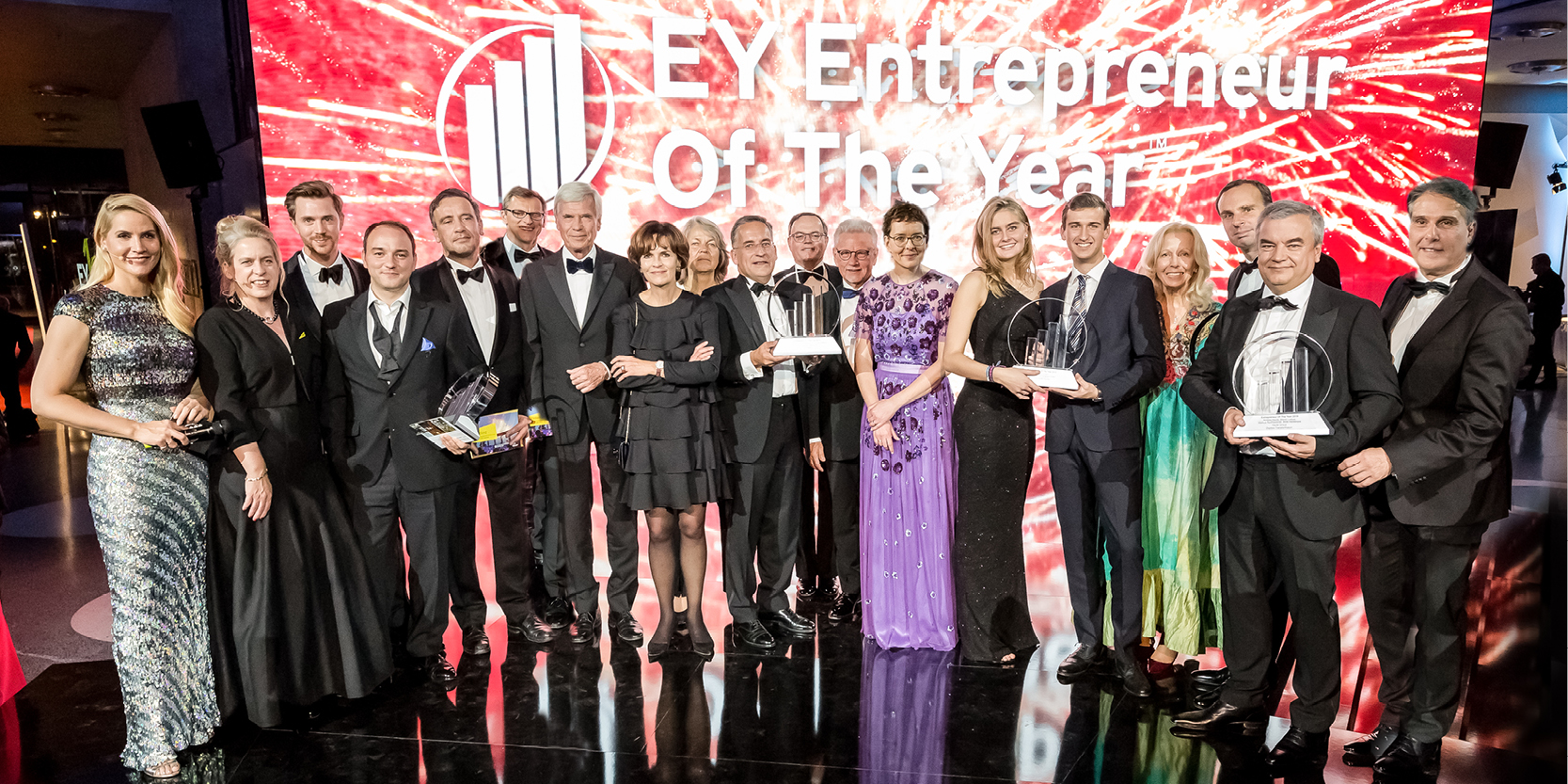 "Nikolaus F. Rentschler and Frank Mathias are ""EY Entrepreneur of the Year"""