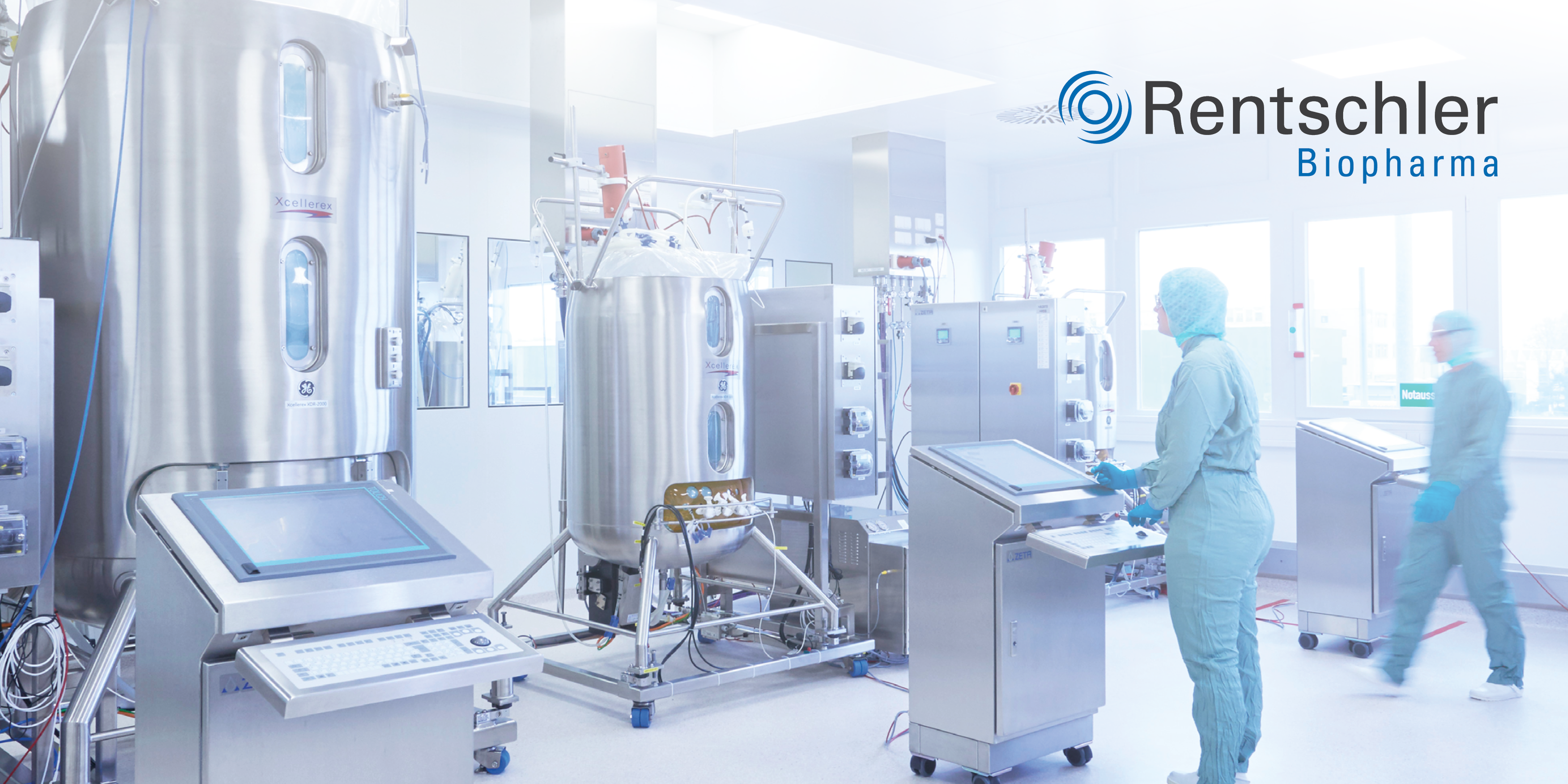 Rentschler Biopharma expands production of highly complex antibodies at German site