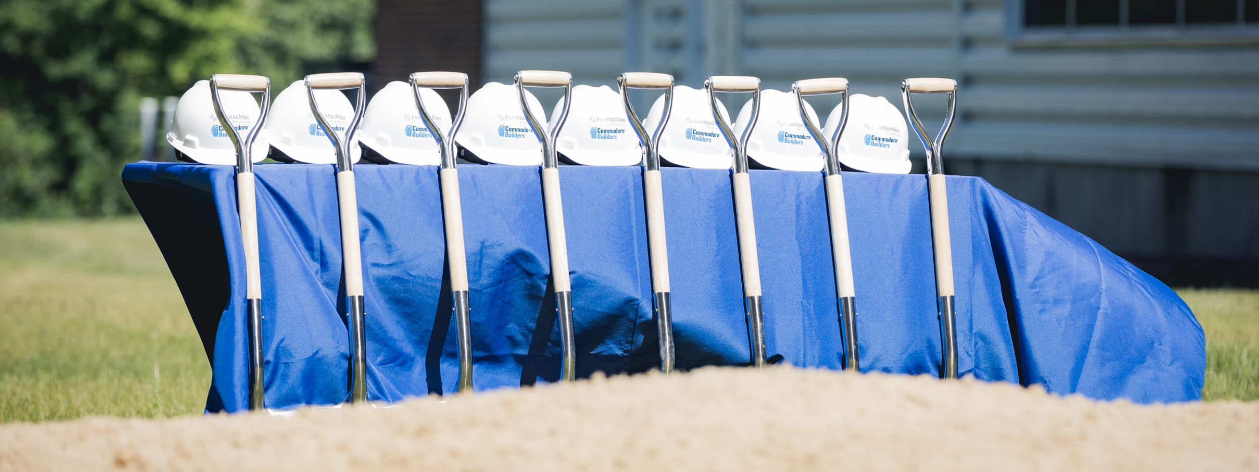 Rentschler Biopharma breaks ground at new U.S. production site in greater Boston