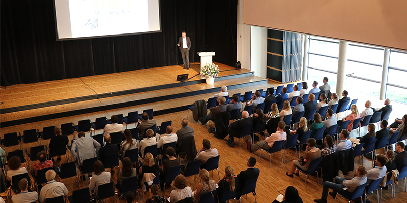 Exciting lectures and stimulating exchange at the 5th Laupheim Biotech Days