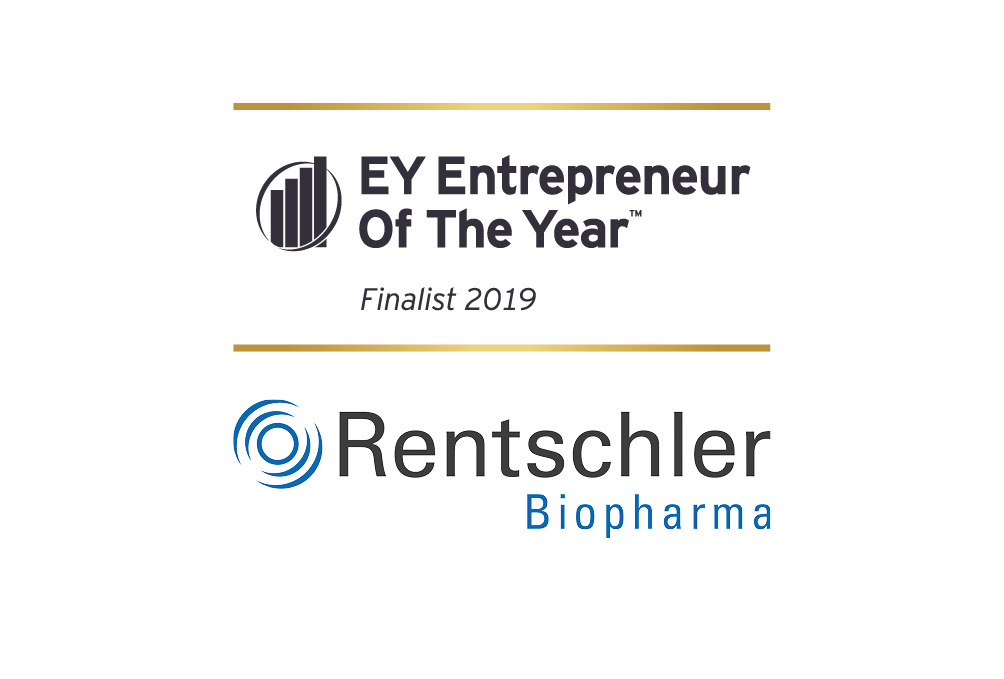 "Rentschler Biopharma is finalist for ""EY Entrepreneur of the Year 2019"""
