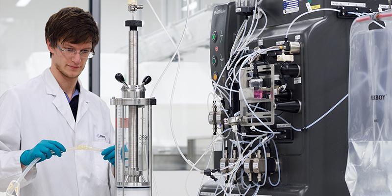 """Treffen Sie Rentschler Biopharma auf der Isnyer Jobbörse """"fit for future"""""""